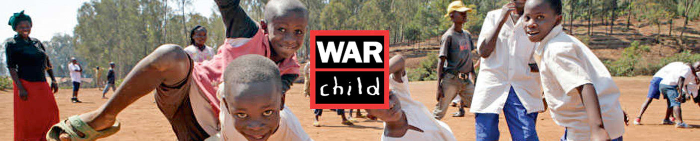 GoedeDoelen Cadeaukaart War Child